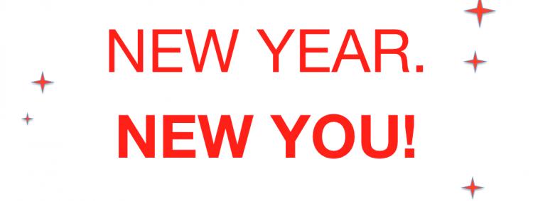 New Year. New You! Fit durch die Weihnachtszeit und das neue Jahr 2015