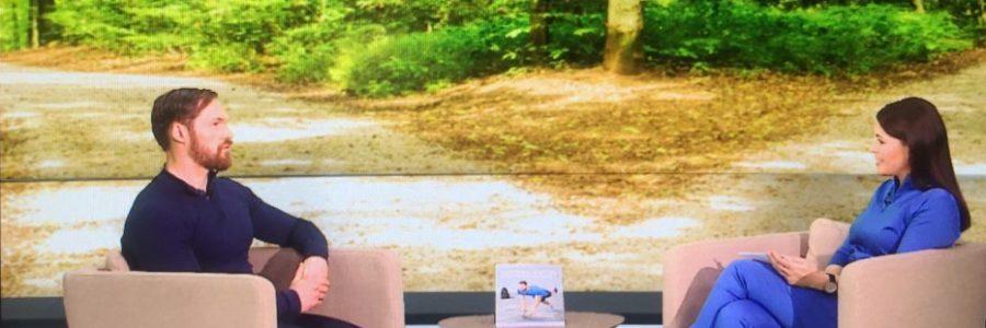 Dr. Michèl Gleich zu Gast bei Health TV