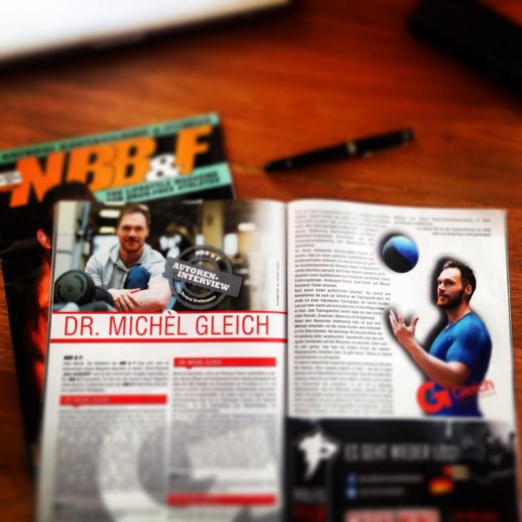 Große Ehre für Dr. Michèl Gleich und sein Unternehmen!