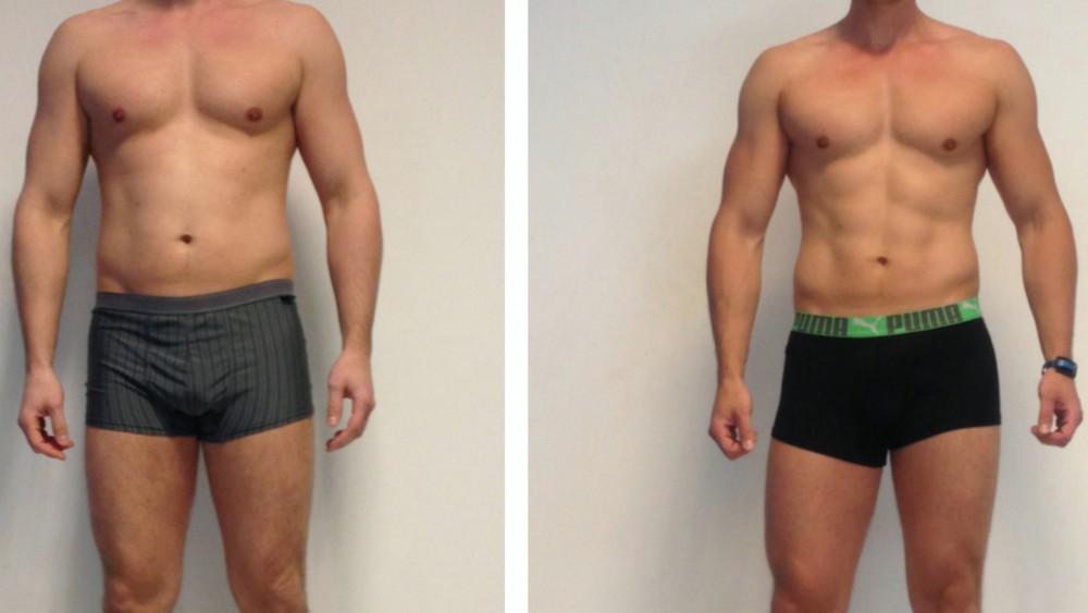 Back to Body Teil II: 12 Wochen Training und ein Ergebnis, das sich sehen lassen kann!