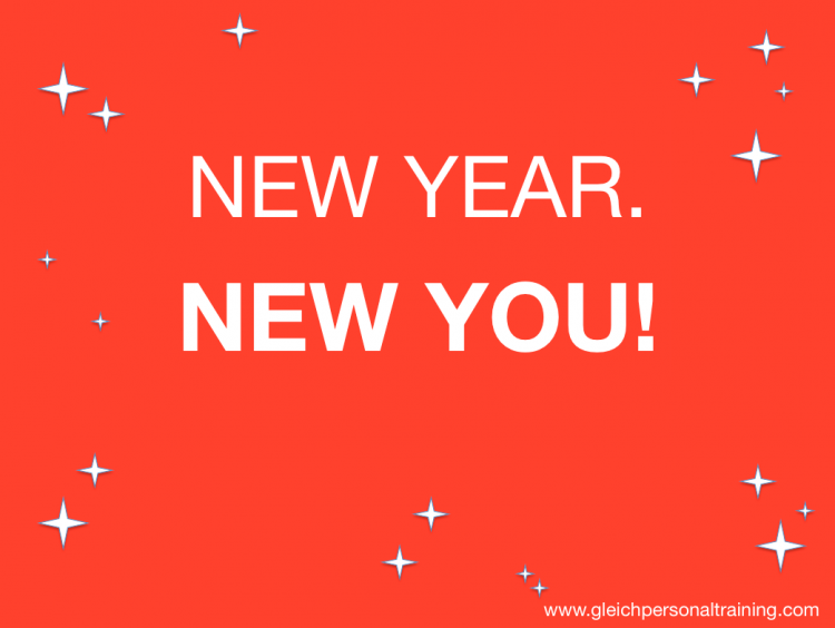 New year. New you!
